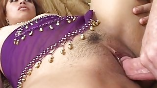 hot indian doxy can't live without a creampie